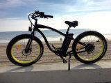 E-Vélo de vente chaud de type de la plage 2016 avec le pneu de la graisse 4.0inch