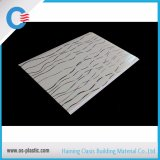 Panneau de estampage chaud de PVC de la Chine