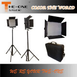 Bateria Powered Studio Kit Video LED Light