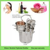 distillatore dell'acqua dell'acciaio inossidabile 10L/3gal con il barile di colpo