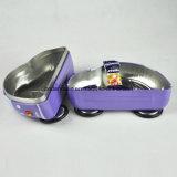 Коробка олова изготовленный на заказ конфеты формы автомобиля упаковывая с печатание Cmyk