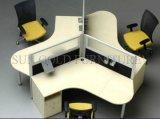 Stazione di lavoro moderna del cubicolo dell'ufficio della persona delle forniture di ufficio 3 (SZ-WS244)