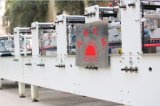 Automatischer Hochgeschwindigkeitskasten APET Belüftung-pp., der Maschine klebt