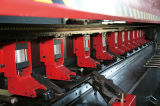 강철 가공을%s 안정성 CNC v 흠을 파는 기계
