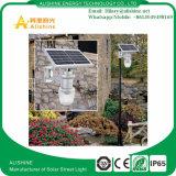 9W 12W 18Wの高い量の太陽屋外の庭の壁ライト