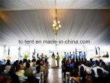 Шатер венчания партии 500 случаев PVC людей раздувной с украшением этапа венчания