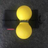 Шарик капсулы шарика йоги Crossfit формы арахиса силикона