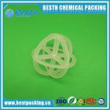 Пластичный Tri пакет для скруббера и водоочистки воздуха