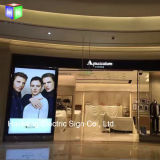 Wall Art Picture Frame LED Light Box Sign for Shopping Mall Publicité Affichage
