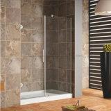Безрамные люкс 10мм/12мм закаленного стекла безрамные двери душ