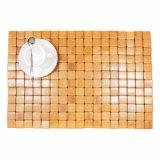 탁상과 마루를 위한 대나무 자연적인 Tablemat