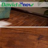 Vinylbodenbelag-Dekor des Entwurfs-sich hin- und herbewegenden Fußboden-Decor/PVC