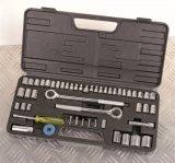 """l'utensile manuale professionale 52PCS ha impostato 1/4 di insieme dello zoccolo dell'azionamento di combinazione """" di &3/8 """" &1/2 """""""