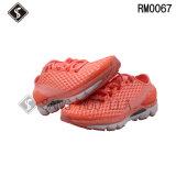 Chaussures à chaussures de sport sans couture à la mode avec mailles Nano