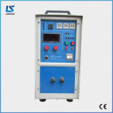 soldadora de inducción del tubo de cobre del acondicionador de aire que cubre con bronce 30kw