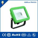 10W 20W 30W 50W lâmpada de inundação LED com moldura colorida