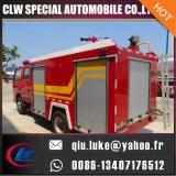 Mini vente de camion de lutte contre l'incendie de l'eau 4*2