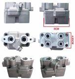 Cabeça e parte traseira de cilindro do compressor do carro das peças de automóvel para Kembara 08e