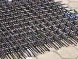 Het Vaste lichaam die van de Fabriek van China Anping het Gegalvaniseerde Netwerk van de Draad van het Staal Bouw Gelaste versterken