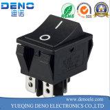 Kcd3-3 Double Rocker Switch 6 Terminals Ce TUV Commutateur électrique