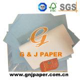 papier transparent de 610mm*45W Size60GSM avec l'emballage de coffre-fort