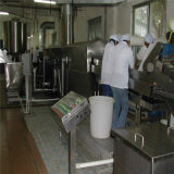 Chaîne de fabrication fraîche automatique de pommes chips