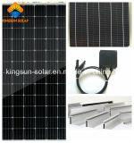 a fábrica da eficiência 295W elevada fêz o mono painel solar
