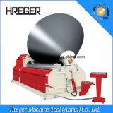CNC com alta eficiência placa Pré-Bending Rolling Machine