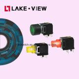 Interruttore ad angolo retto illuminato di tatto per i prodotti della rete