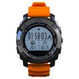 IP66 het Slimme Horloge van de sport met GPS de Barometer van het Tarief van het Hart