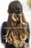 Virgen chino-indio/Brasil Cabello Clip Hair Extension