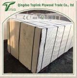 La insignia hecha frente película de la madera contrachapada de la madera dura, película cubrió la madera contrachapada para la construcción