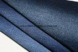 Супер хлопок простирания 10+10*200/40/ткань джинсовой ткани Spandex для брюк джинсыов