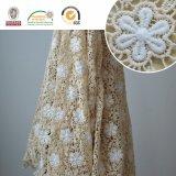 Горячая продавая конструкция 100%Cotton ткани шнурка Arican новая с высоким качеством E10007