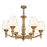 Illuminazione del lampadario a bracci del metallo di buona qualità (SL2284-6)