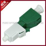 10dB LC APC Flange Fibra Óptica Single Mode Atleta fêmea para fêmea Fixed Attenuator