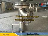 1000 litros de acero inoxidable 304/316 tanque de mezcla