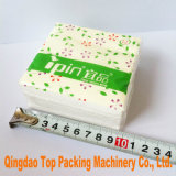 Abschminktuch-Verpackungs-Papier-Verpackungsmaschine