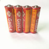 Batterie Super Heavy Duty AA 1.5V R6p dans Red Jack