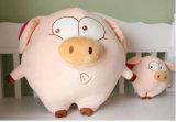 Jouet en peluche de porc farci personnalisé