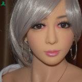 giocattoli realistici del silicone di 158cm del sesso delle bambole del robot del TPE della bambola giapponese reale di amore per il grande seno degli uomini