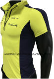 T-shirt Sportswear for Men with Rubber Print for Fitness