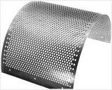 Engranzamento perfurado do metal do aço inoxidável