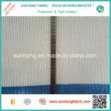 Correia transportadora espiral de tela de engranzamento do secador que faz a máquina