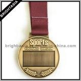 Medaglia di sport per la medaglia della concorrenza di gioco del calcio (BYH-101159)