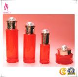 Envase poner crema de la exportación con el rociador, bomba, tapón de tuerca para el empaquetado cosmético