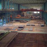 plaque d'acier de construction de l'alliage 40mn2