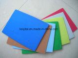 Weiches buntes EVA-Schaumgummi-Blatt für die Herstellung der Schuh-Sohle