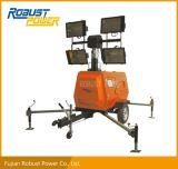 lampada Halide di metallo diesel della torretta di illuminazione del generatore 1500rpm 4*1000W Rplt6800