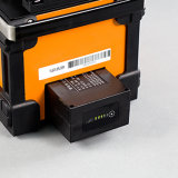 Shinho 4 Bewegungsautomatisches verbindenes und erhitzendes aus optischen Fasern Fusion Filmklebepresse